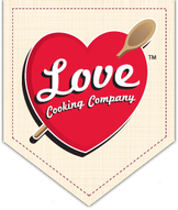 Love Baking Company Logo